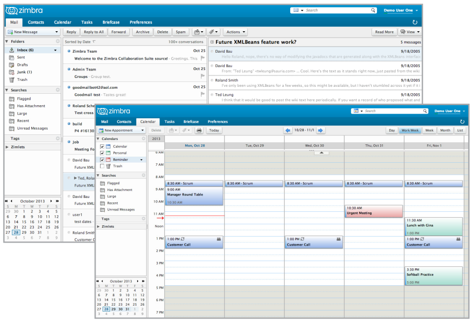 zimbra_screenshot_2